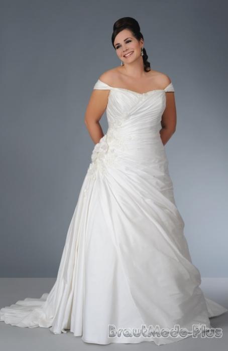... Brautkleider Brautoutique Perle, Brautkleider für Mollige, grosse